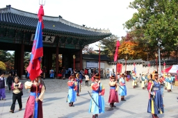 Korea Travels: Deoksugung, Gwanghwamun Square and more