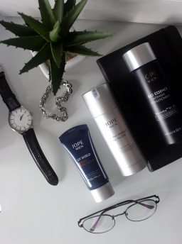 Quick and Easy Morning Skincare for Men