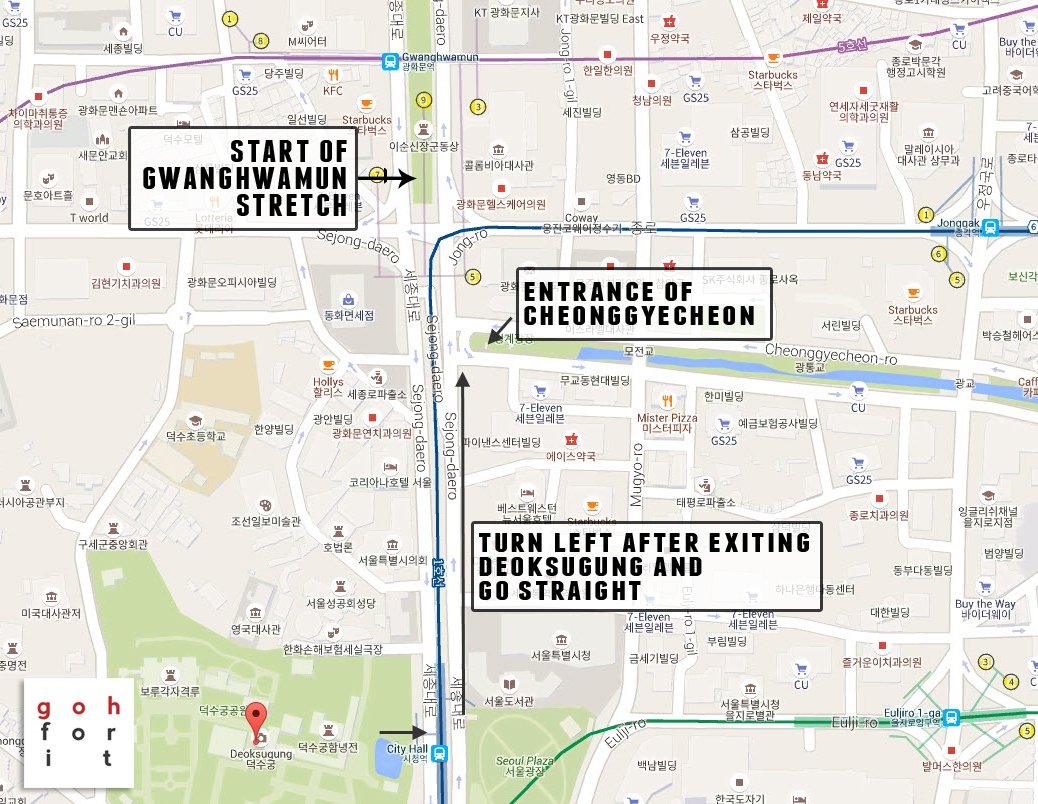 Korea Travels Deoksugung Gwanghwamun Square and more GOHFORIT